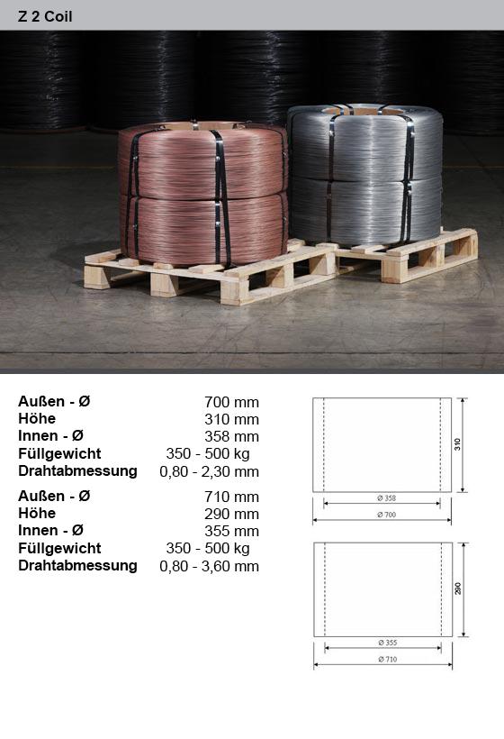 Federstahldraht. - Drahtwerk Wagener GmbH & Co. KG, Altena